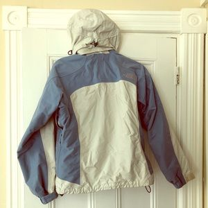 North Face shell - size small